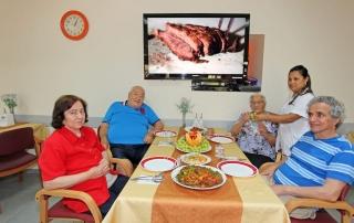 תפקוד קשישים בבית אבות