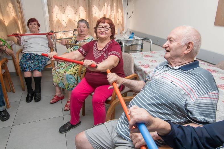 פעילויות לקשישים
